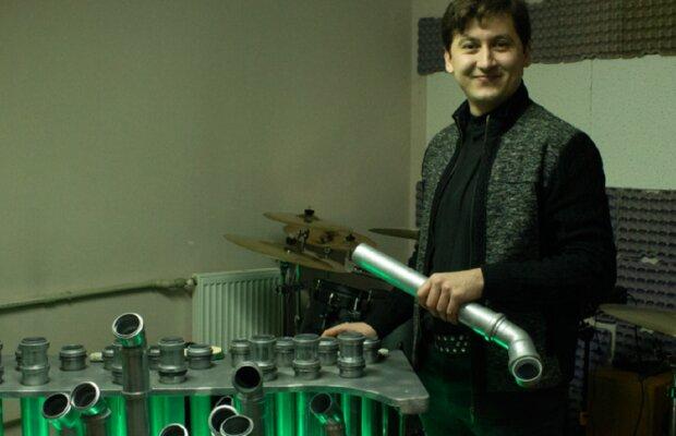 Музиканти з Франківська створили трубофон: vezha.org