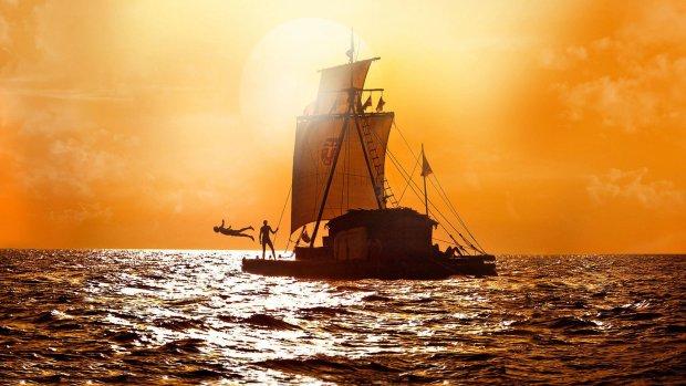 Как путешественник Тур Хейердал преодолел Тихий океан на плоту