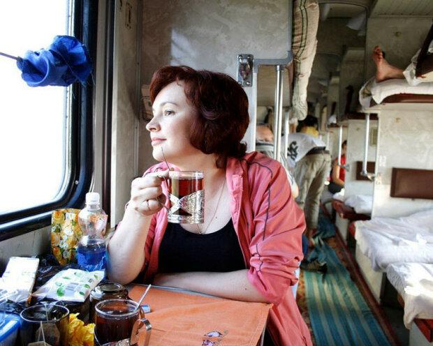 Украинцы облюбовали Москву, печальная статистика Укрзализныци