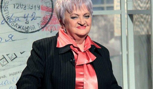 Померла телеведуча Тамара Щербатюк