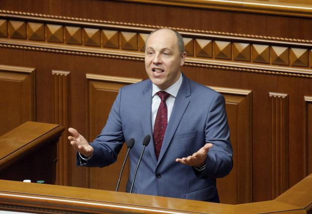 Парубій визначився зі своїм обранцем: кого на виборах президента підтримає спікер Верховної Ради