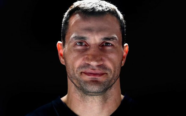 В семье Кличко появился еще один боксер