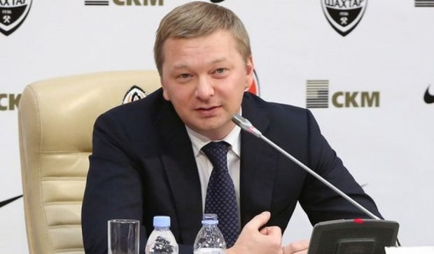 «Шахтер» не собирается переезжать в Запорожье - Палкин