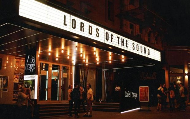 Interstellar Concert от Lords of the Sound