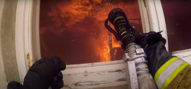 Пожежний, скріншот: Youtube