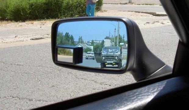 Почти все водители неправильно настраивают зеркала