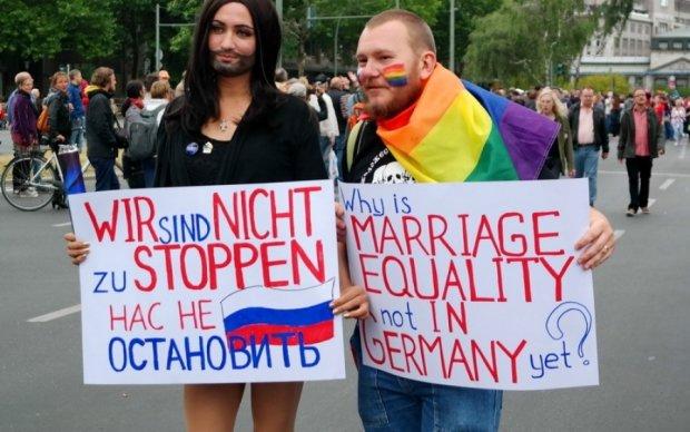 Німці підтримали заарештованих Кадировим геїв