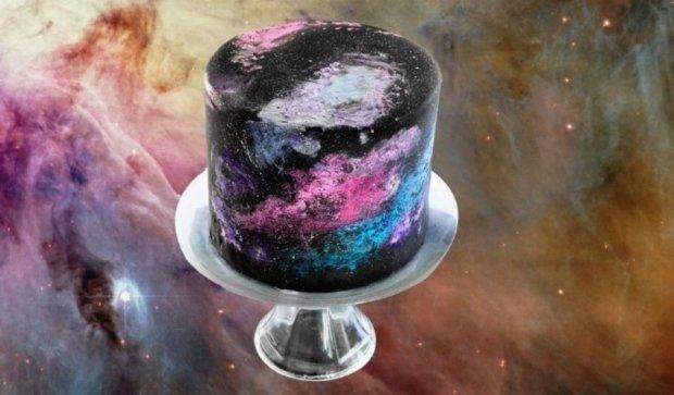 Космічний торт від американського кондитера (фото)