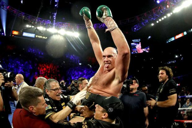 Тайсон Ф'юрі переміг Деонтея Уайлдера, Getty Images