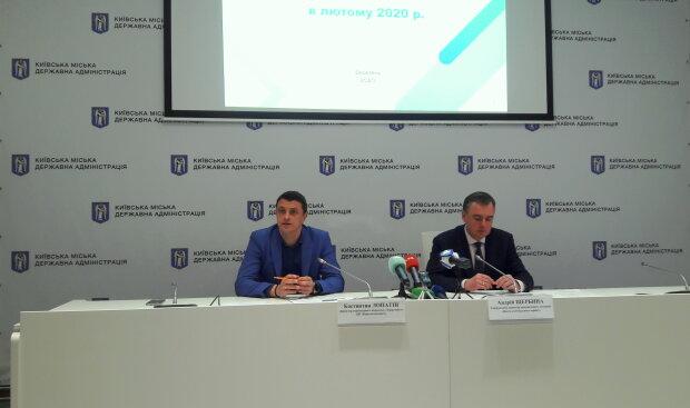 Прес-брифінг щодо зменшення вартості опалення і гарячої води - фото Знай.ua