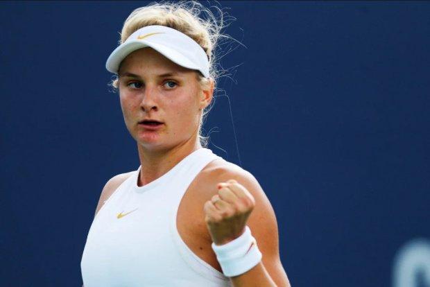 Украинка Ястремская впервые победила в турнире WTA в Страсбурге