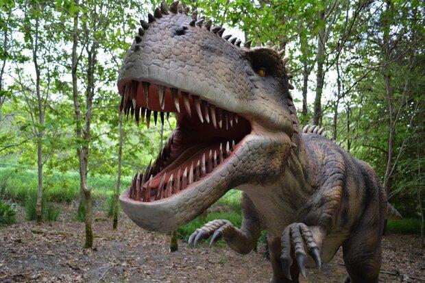 Динозавр, фото pixabay