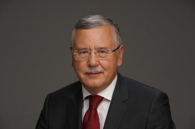 Кандидат в президенти Анатолій Гриценко