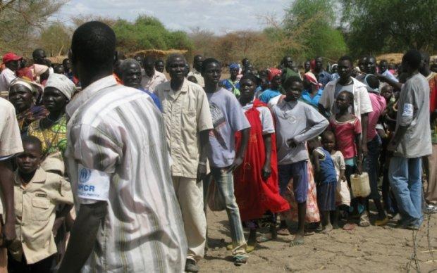 Місія ООН потрапила в заручники до біженців з Південного Судану