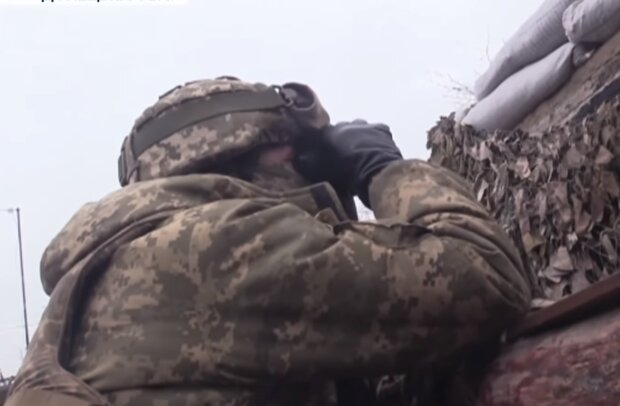 Операция Объединенных сил, фото ООС