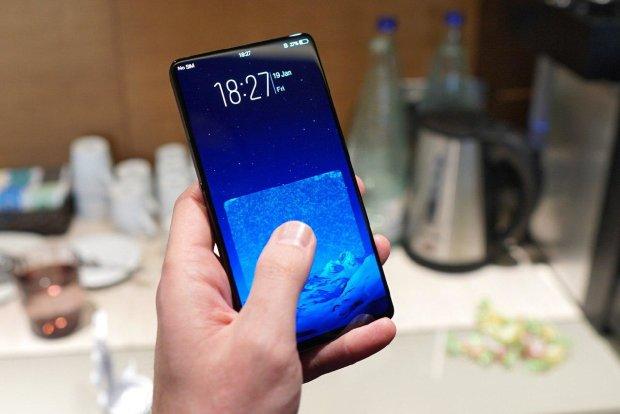 Секретный смартфон Vivo показали в сети