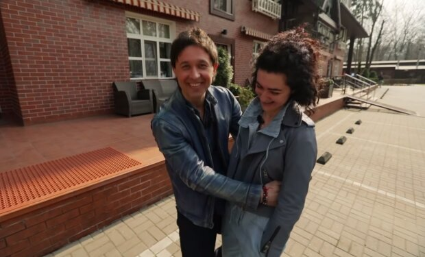 Сергій і Сніжана Бабкіни, скріншот YouTube