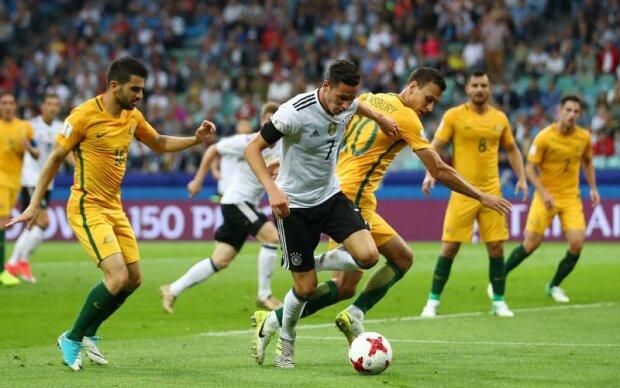 Австралія - Німеччина 2:3 Відео голів і огляд матчу Кубку конфедерацій