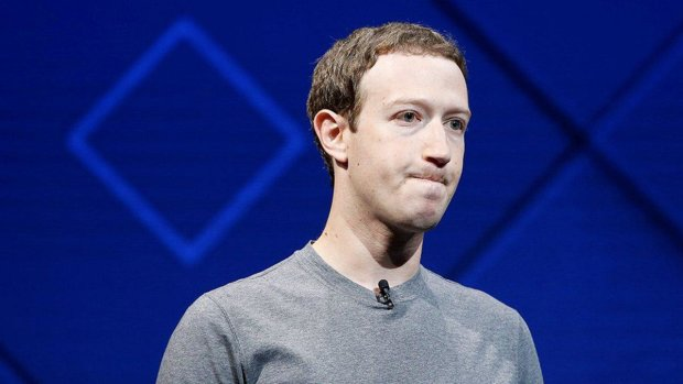 Facebook вляпався в брудний скандал з дітьми