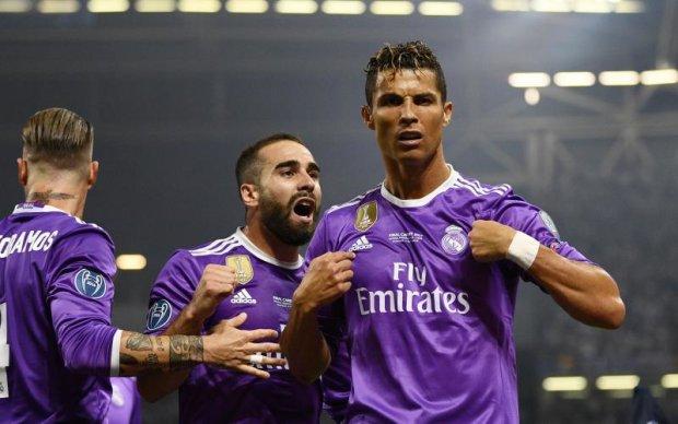 Реал встановив історичне досягнення в Лізі чемпіонів