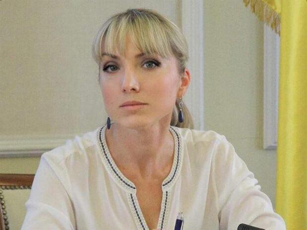 Ольга Буславец, и.о. министра энергетики и защиты окружающей среды Украины \\ фото Mind