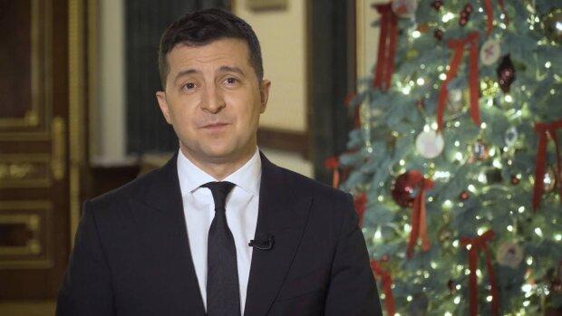 Володимир Зеленський / скріншот з відео
