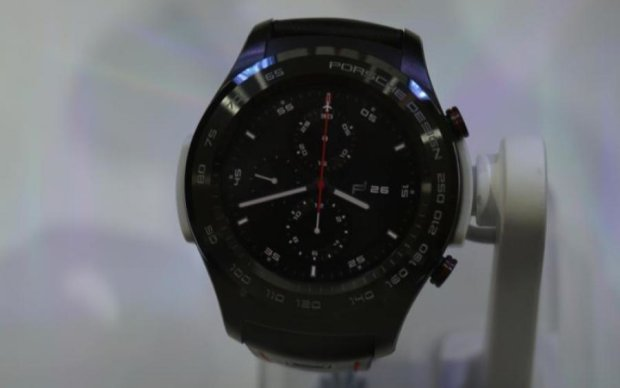 Huawei выпустила часы с дизайном от Poshce