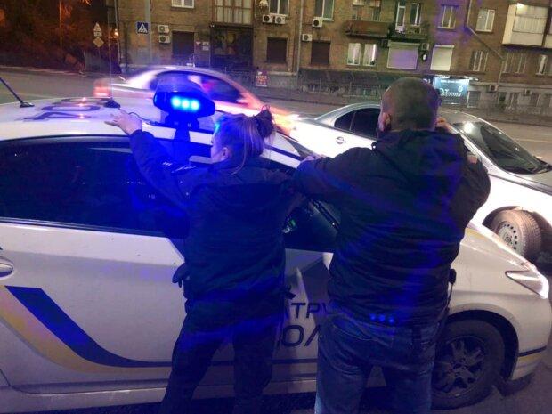 Поліція Києва, Цензор.Нет