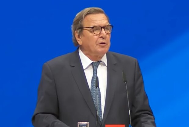 Украинский посол поспорил с бывшим канцлером Германии, что на кону