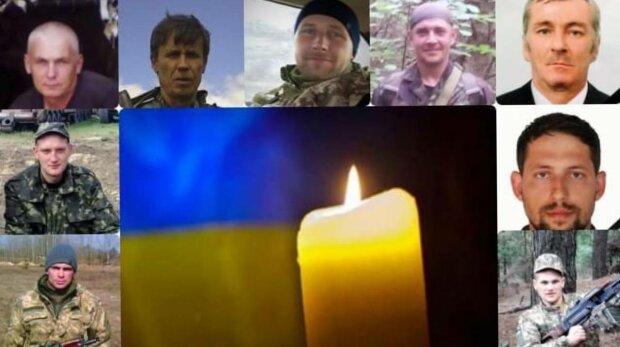 Загиблі українці, фото: Facebook