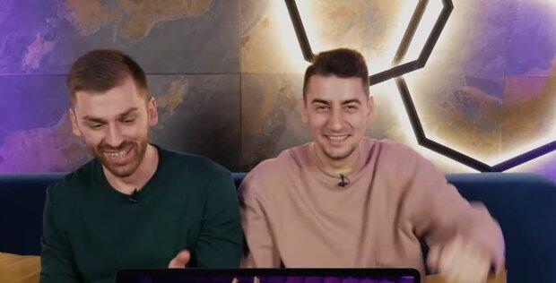 Эллерт и Рыбак, скриншот с видео
