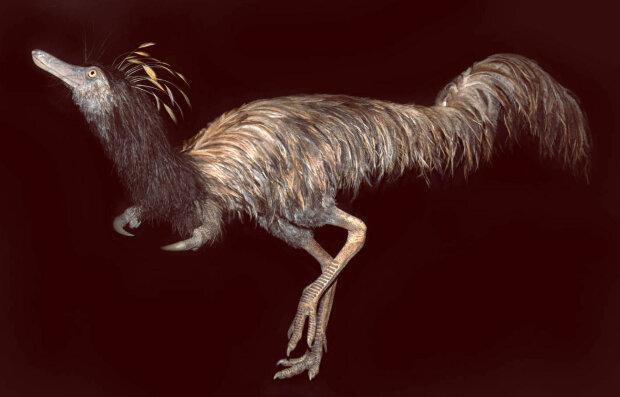 Динозавр, фото Boban Filipovic / Badlands Dinosaur Museum