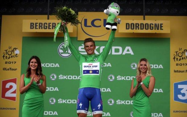 Визначився переможець десятого етапу Тур де Франс