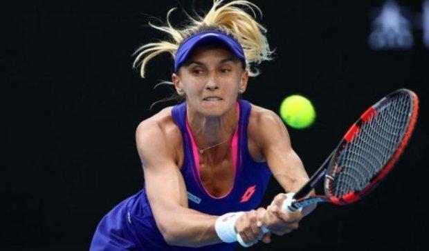 Українська тенісистка вийшла у чвертьфінал турніру в Мексиці