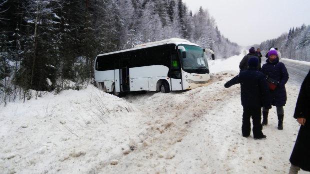 Автобус с российскими туристами слетел с дороги: есть погибшие, десятки раненых