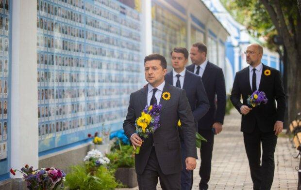 День памяти защитников Украины, фото: president.gov.ua