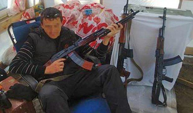 Затриманий «ДНРівець» жалкує, що не скористався програмою повернення (фото, відео)
