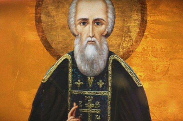 8 октября - святого Сергия Радонежского