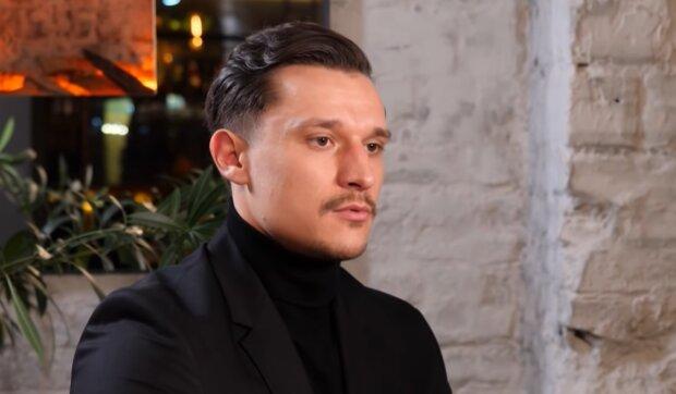 Тарас Цимбалюк, скриншот из видео