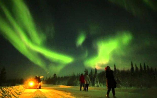 У Москві готуються спостерігати північне сяйво