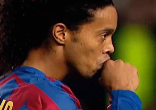 Рональдіньо / скріншот з відео