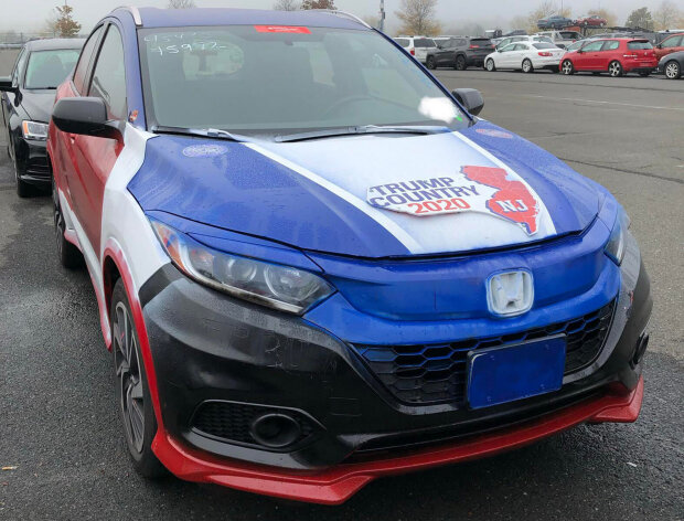 Honda HR-V. carscoops