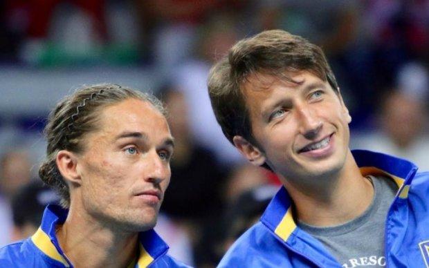 Лідери збірної України не зіграють на Кубку Девіса