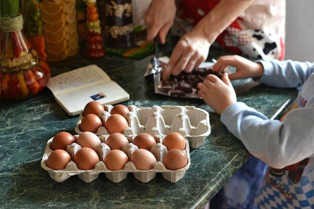 Яйца, фото pxhere