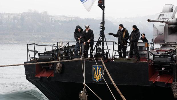 """Путинский планктон в США породил идиотскую ложь об """"украинском пиратстве"""": видео"""