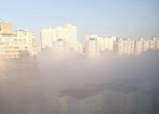 """""""Буде складно дихати"""": у Києві готуються до смогу і смороду через пожежі на торфовищах"""