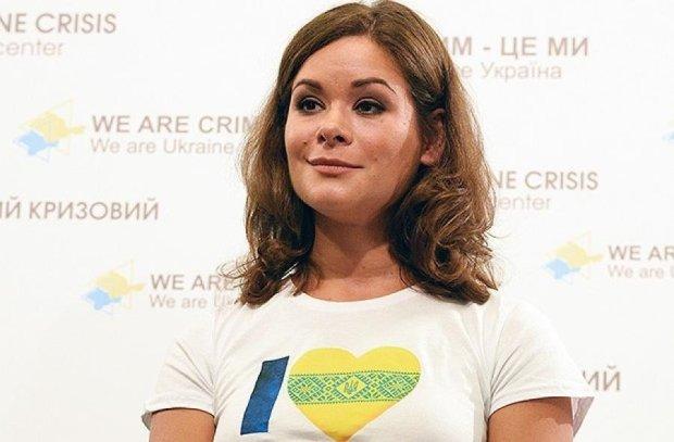 Гайдар відмовилася від російського громадянства