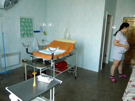 Можна народити раніше терміну: в Мелітополі вагітним влаштували ігри на виживання