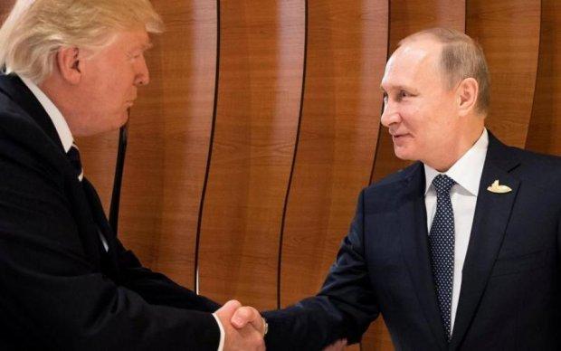 """Трамп підготував Путіну """"угоду століття"""""""