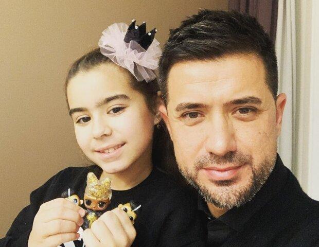 Мурат Налчаджиоглу с Софией, фото - Instagram
